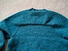 Back of B & L Sweater